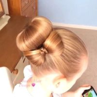 25+ best ideas about Kids Updo Hairstyles on Pinterest ...