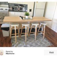 25+ best ideas about Ikea island hack on Pinterest | Ikea ...