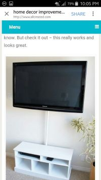 25+ best ideas about Cord Hider on Pinterest | Cable hider ...