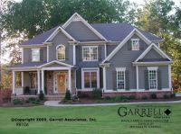 Astoria House Plan | House Plans by Garrell Associates ...