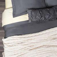 Peninsula Charcoal Grey Duvet Cover-Twin/Twin XL | Duvet ...