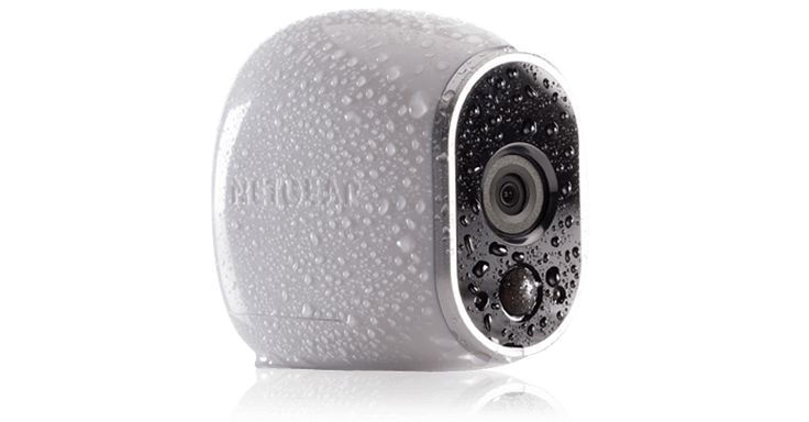 Camera Video Surveillance Wifi Exterieur Arlo Home Security System, Wireless, Battery-powered