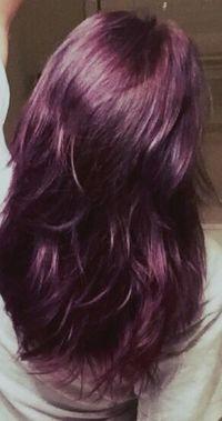 17 Best ideas about Eggplant Hair on Pinterest   Purple ...