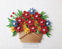 1046 best images about Floral Quilling on Pinterest ...