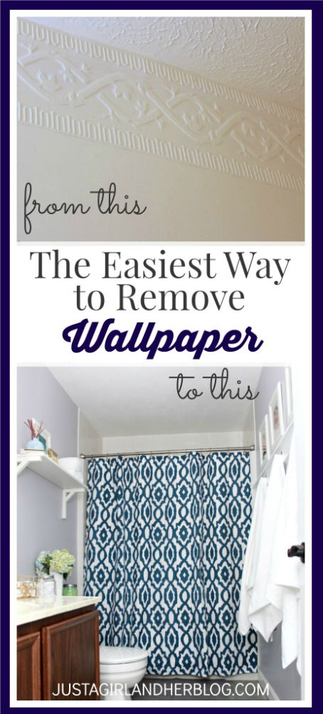 1000+ Ideas About Removing Old Wallpaper On Pinterest | How To