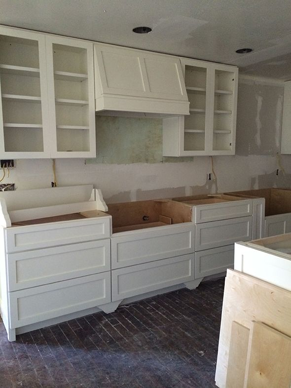 Full Overlay Lower Cabinets Fillers In Kitchen Lots Of Lower Cabinet Drawers, Simple Shaker Styling