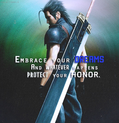 Cloud Strife Wallpaper Quote 106 Best Images About Final Fantasy On Pinterest Swords