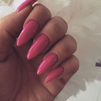 78 Best ideas about Long Almond Nails on Pinterest ...