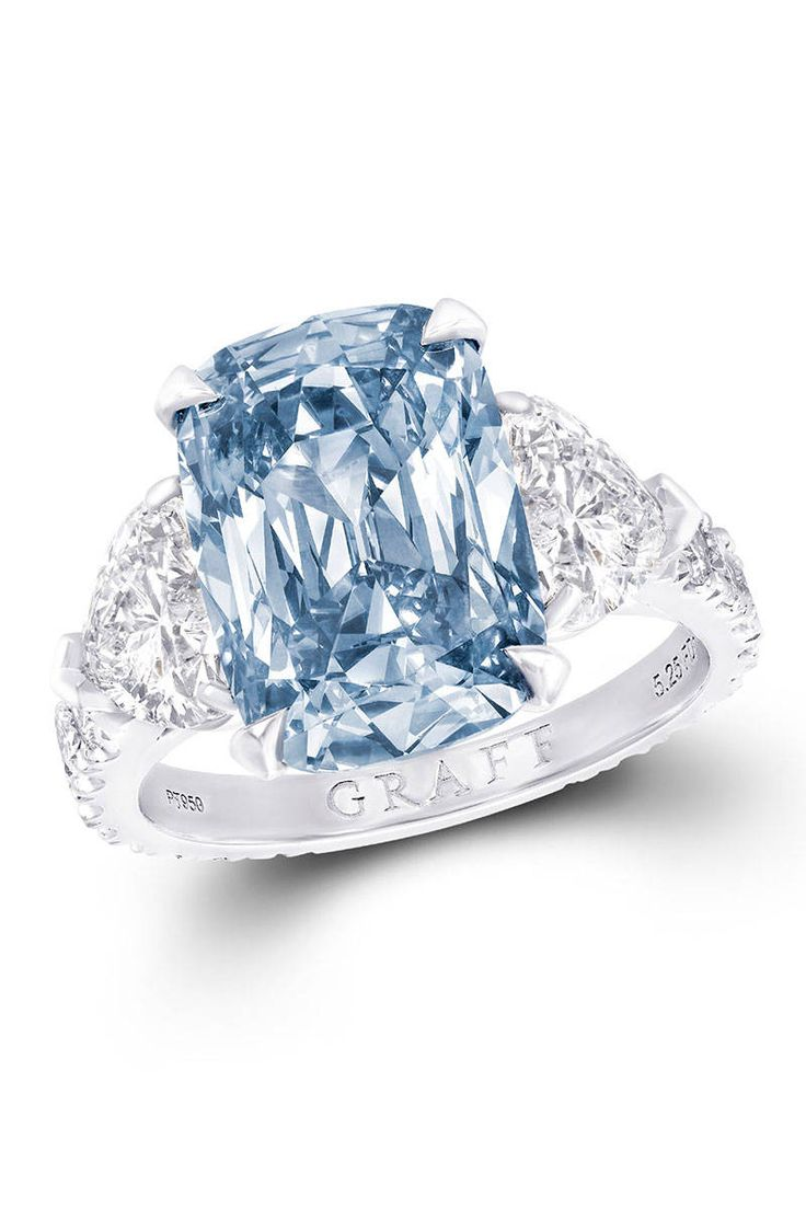 celebrity engagement rings blue wedding rings 41 Alternative Engagement Rings for the Non Traditional Bride
