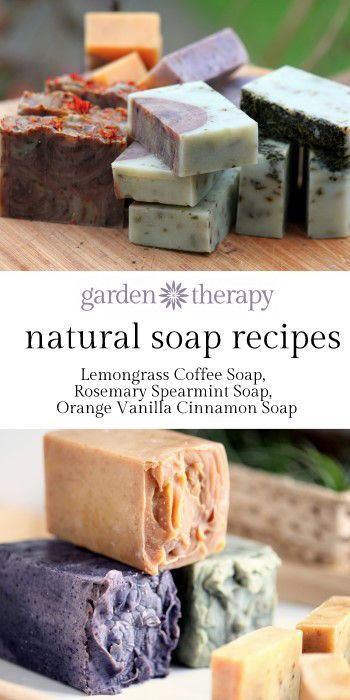 100+ Homemade Soap Recipes On Pinterest | Homemade Gifts, Diy