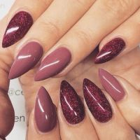 25+ best ideas about Round nail designs on Pinterest