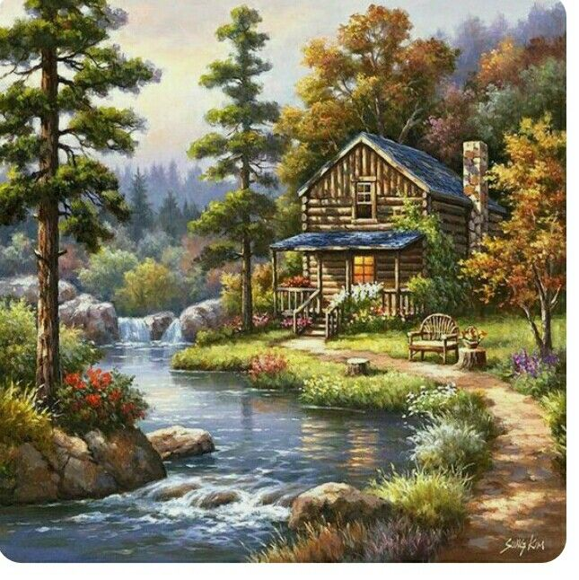 American Paint And Wallpaper Fall River 1419 Best Images About Thomas Kinkade Painter Of The Light