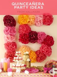 25+ best ideas about Sweet 15 decorations on Pinterest ...