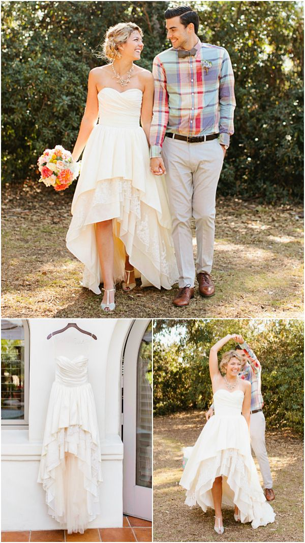 25+ best ideas about Outdoor wedding dress on Pinterest