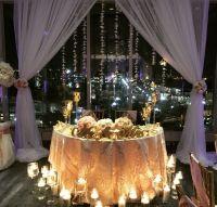 Sweetheart table, backdrop | Backdrops | Pinterest | The ...