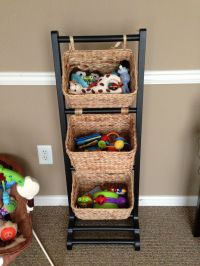 Toy organizer for living room-HC | Toy containment ...