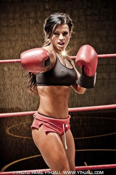 3d Kickboxing Wallpaper Ashley Horner Figure Competitor And Fitness Model Talks