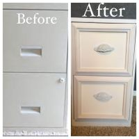 25+ Best Ideas about File Cabinet Makeovers on Pinterest
