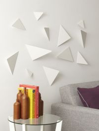 "FACETTA quickly ""upgrades"" your plain white walls and adds ..."