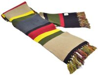 Doctor Who: Fourth Doctor 12 ft. Scarf - Apparel | Doctor ...