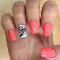 1000+ ideas about Palm Tree Nails on Pinterest | Tropical ...