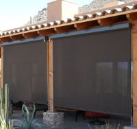 Best Patio Blinds ideas on Pinterest | Window sun shades ...
