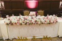 58 best images about Sweetheart & Head Tables on Pinterest ...
