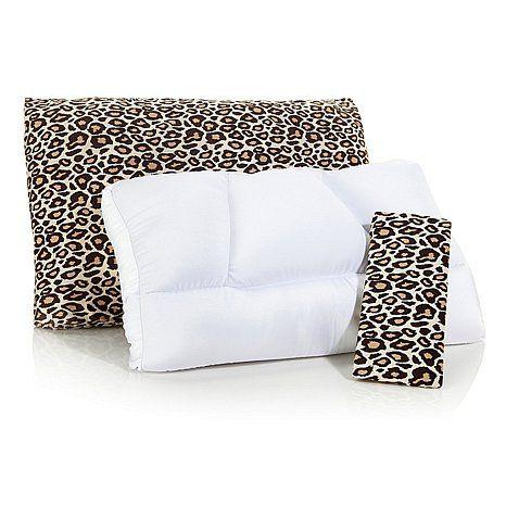 Tony Little DeStress Micropedic Sleep Pillow 2