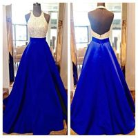 25+ best ideas about Royal blue prom dresses on Pinterest ...