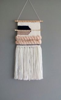 13 best images about weaving on Pinterest | Diy wall, Loom ...