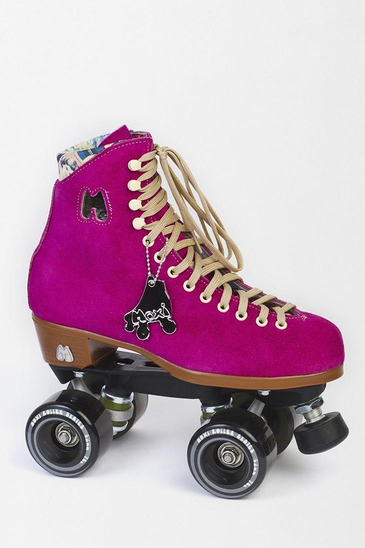 Moxi lolly roller skates mi carica solo questo colore ma nn potete credere che