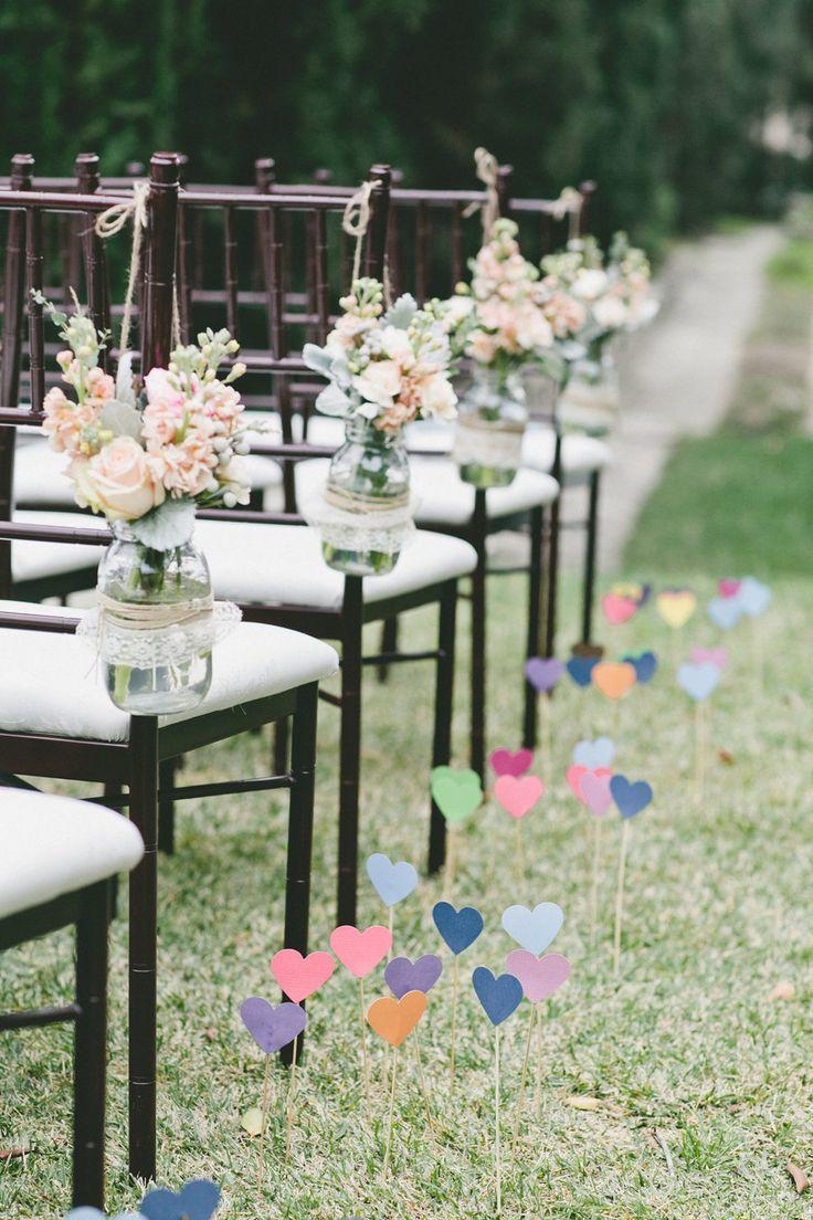 Sierra madre california wedding from onelove photography wedding ceremony chairswedding