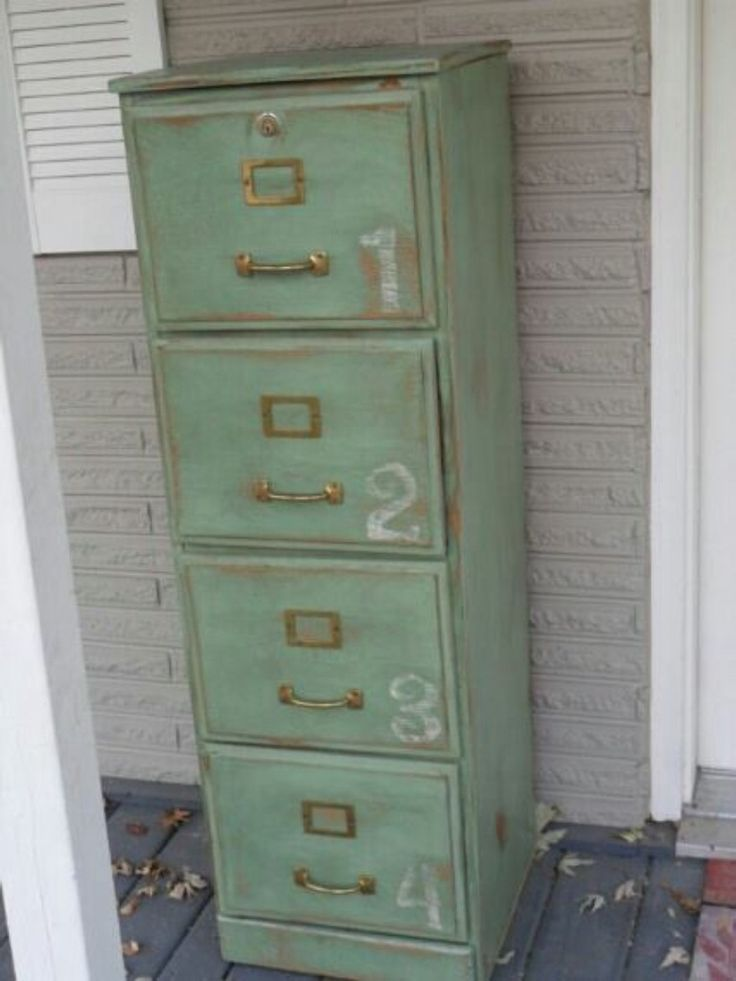 Best 25+ Painting metal cabinets ideas on Pinterest