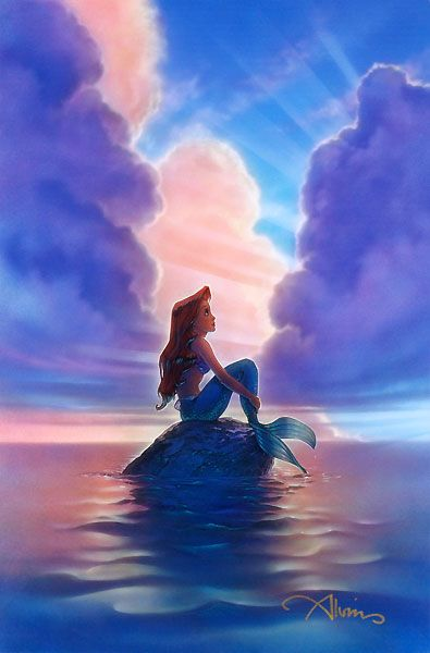 The Little Mermaid Quote Iphone Wallpaper 1000 Ideas About Little Mermaid Wallpaper On Pinterest