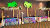 island VBS Decoration Ideas | Tiki huts for a party ~ # ...