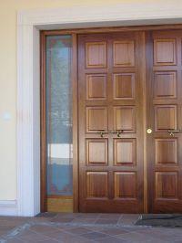 Puerta de entrada | El lujo en su hogar | Pinterest ...
