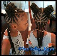 Best 25+ Cornrows kids ideas on Pinterest | Kids braided ...