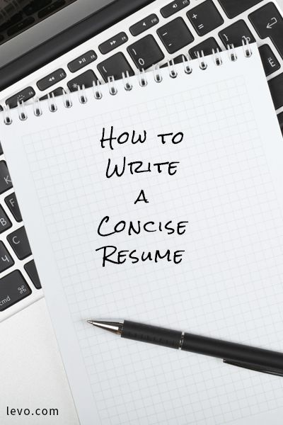 Tips For Making Your Thin Resume Presentable  NodeCvresume