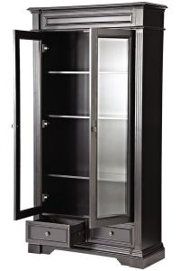 1000+ ideas about Glass Door Bookcase on Pinterest ...