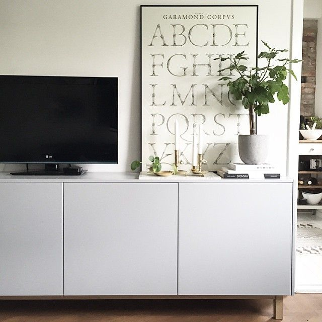 Sideboard Wohnzimmer Weiß Ikea 25+ Best Ideas About Ikea Sideboard Hack On Pinterest