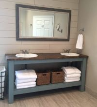 25+ best ideas about Farmhouse Vanity on Pinterest ...
