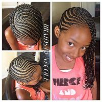 25+ best ideas about Cornrows kids on Pinterest