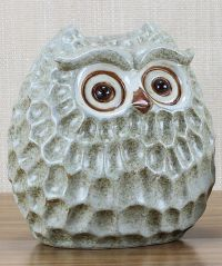 25+ best ideas about Ceramic owl on Pinterest | Clay owl ...