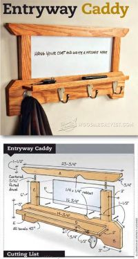25+ best ideas about Woodworking Plans on Pinterest ...