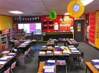 809 best images about Bright Colored Classrooms & Decor  ...