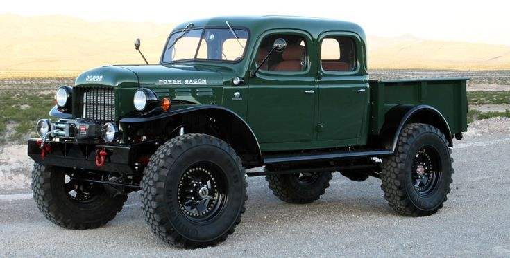 1957 Cars Restored Or Wallpapers 1949 Dodge Power Wagon Dodge Ram Source Http Www