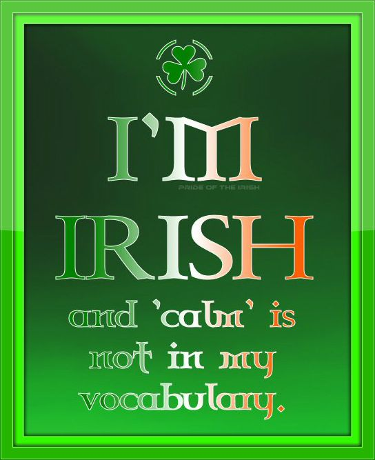 Boondock Girl Wallpaper Quot Calm Quot What Is This Foreign Word Irish Pride Amp Craic