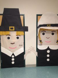 17 Best ideas about Thanksgiving Door Decorations on ...