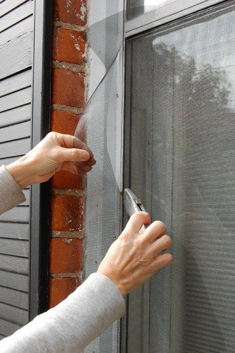 how to repair old windows diy