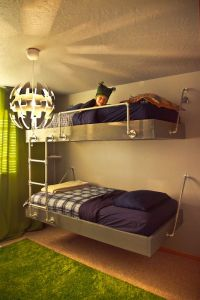 Best 25+ Pallet bunk beds ideas on Pinterest